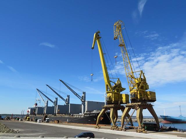 Vene-Balti sadam
