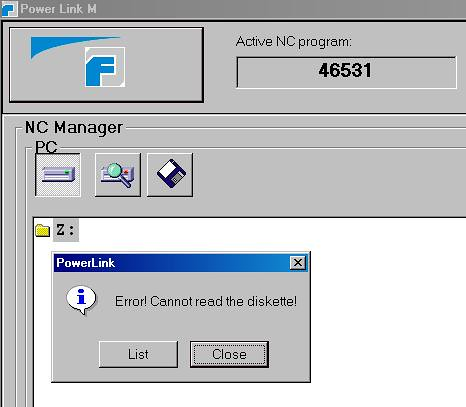 Power Link 存取 Server 異常-2