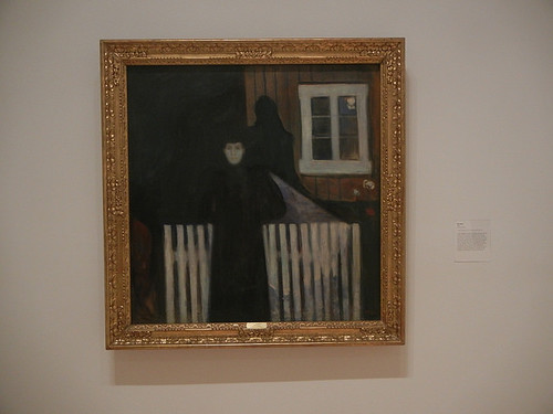 DSCN9068 _ Moonlight, 1893, Edvard Munch, SFMOMA