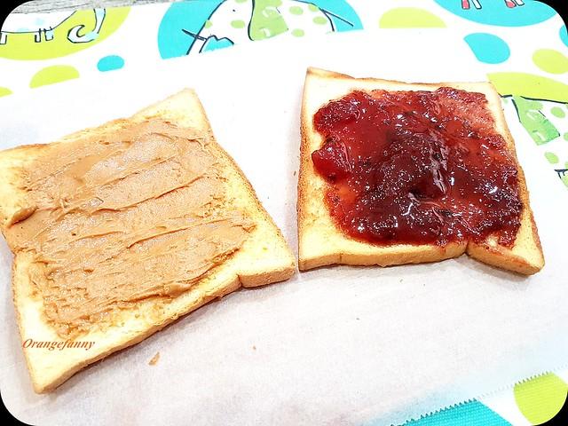 170714 花生醬&果醬三明治-01