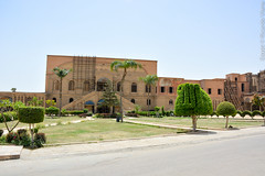 The Nationon Military Museum. Cairo, Egypt.
