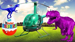 Learn Colors With Dinosaurs Surprise Eggs For Children | Educational Videos For Children | Kids Song