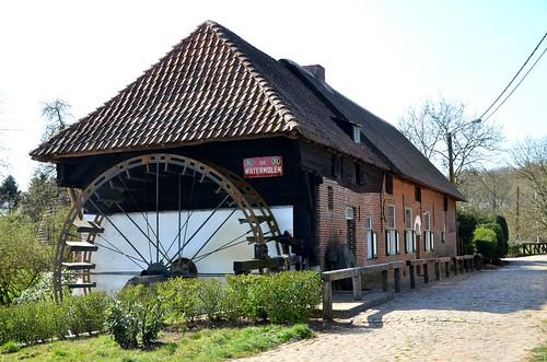 1523 Watermolen van Tielen