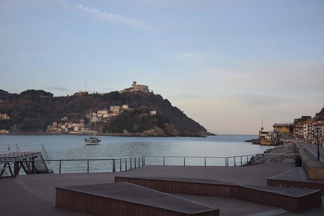 Bahia con velero 2, Nikon D5300, AF-S DX VR Zoom-Nikkor 18-105mm f/3.5-5.6G ED