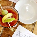 Let's be honest, brunch is just a socially acceptable excuse for day drinking. Did you know we do bottomless Bloody Mary's and Mimosas every Saturday & Sunday? Call to make a reservation! - @Elizabethcraneswartz - - - #food #foodie #foodgasm #foodblog #ri