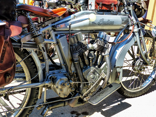Pre 1917 Indian Motorcycle