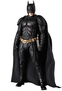 MAFEX 黑暗騎士:黎明昇起【蝙蝠俠 Ver.3.0】The Dark Knight Rises Batman Ver.3.0