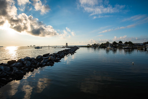 dauphinisland pier landscape fishing gulfcoast gulf