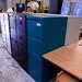 Filing cabinet 4 door E80-100
