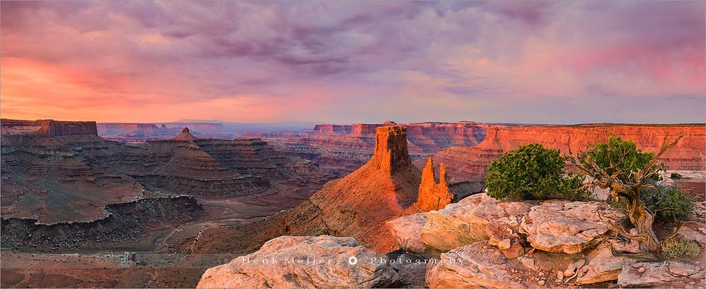 Marlboro Point - Canyonlands N.P - Utah