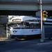 Newark, NJ - Newark City Subway PCC #12, Orange Street Station - June 1999 by David Pirmann