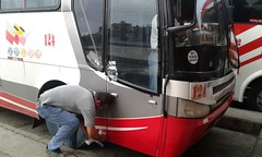 En Terminal Terrestre inició aplicación de amarras a unidades de transporte