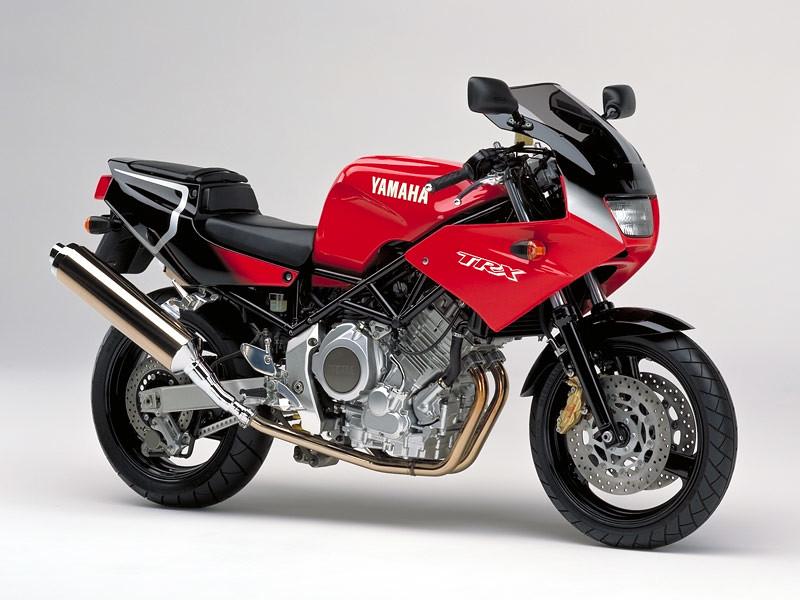 Yamaha 850 TRX 1999 - 5