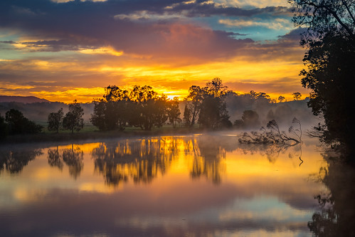 australia nsw sunrise berry broughtoncreek newsouthwales au