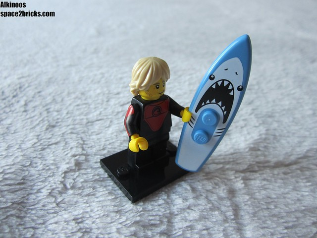 Lego minifigures S17 p37