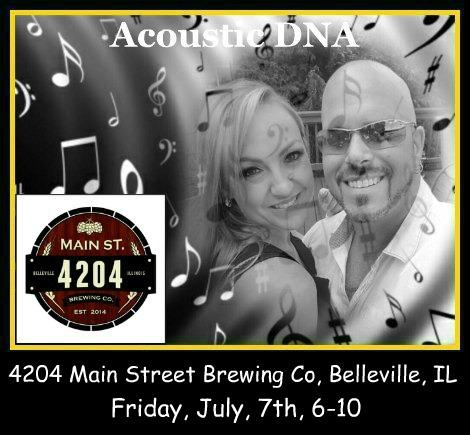 Acoustic DNA 7-7-17