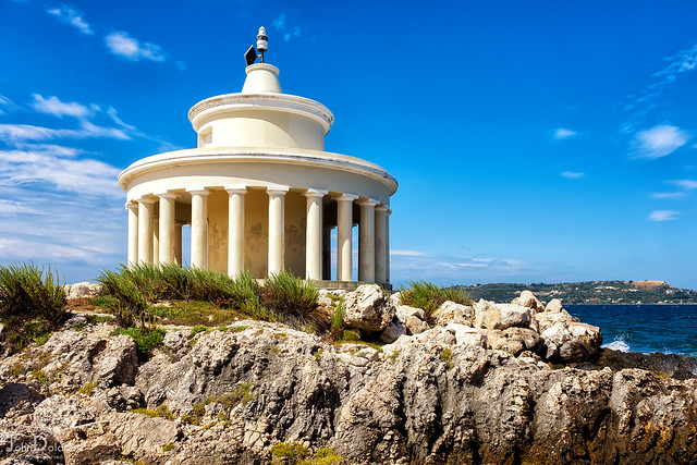 lighthouse of saint theodoroi | argostoli | kefalonia