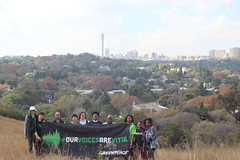 """""""Our Voices are Vital"""" Activity in South Africa"""