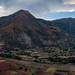 Sunset at the Sacred Valley, Peru.