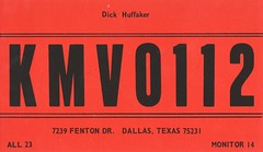 Dick Huffaker - Dallas, Texas