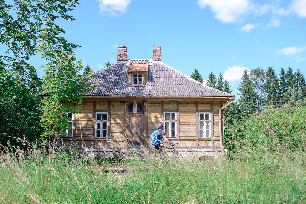 Pyöräretki Viron Terviseteellä