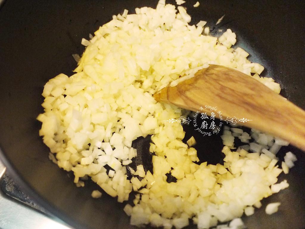 孤身廚房-Staub媽咪鍋煮超滿的印度蔬食花椰菜咖哩14