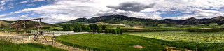 Portneuf Range ranch