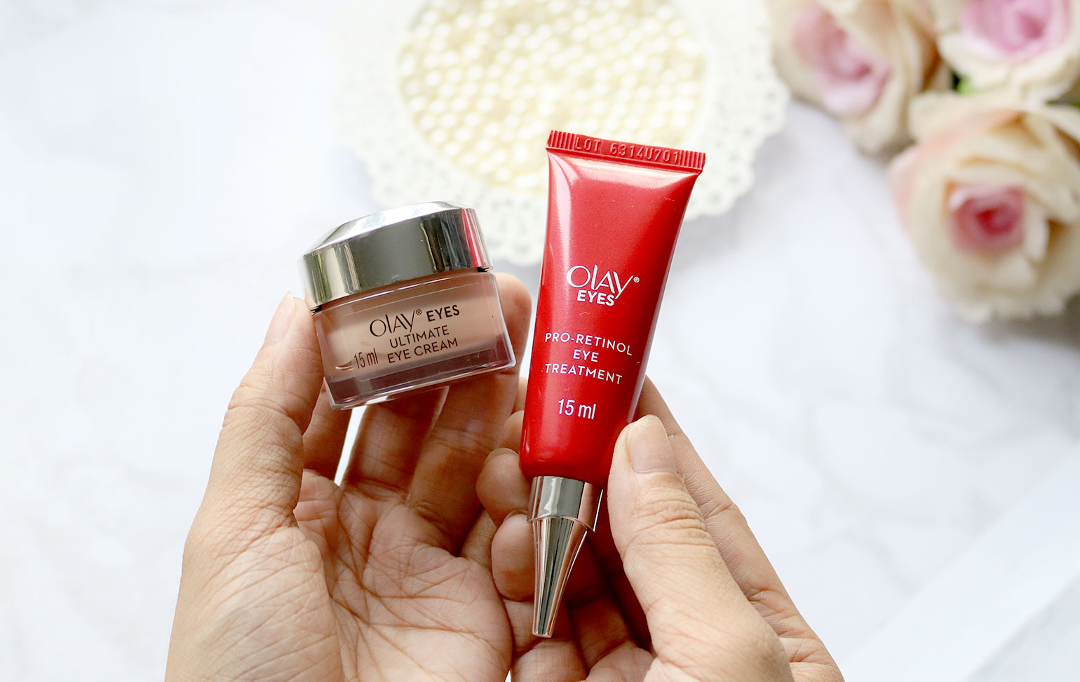 Say Hello To Younger Looking Eyes With Olay Eyes Collection