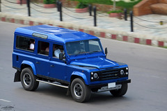 Land Rover Defender 110, Bangladesh.