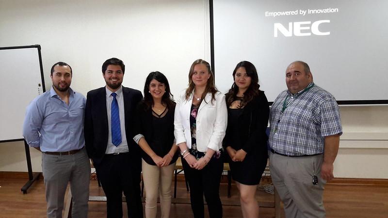 Presentación de Prácticas Profesionales ICI