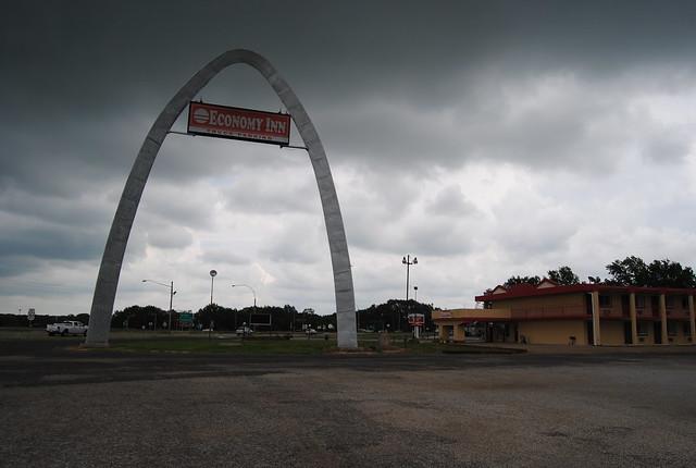 Economy Inn Arch, Vandalia, IL