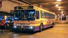 WMATA Metrobus 2000 Orion V #2108
