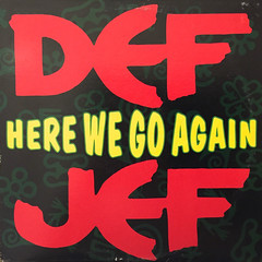DEF JEF:HERE WE GO AGAIN(JACKET A)