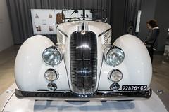 1936 Lancia Astura Cabriolet by Pinin Farina (S000786)