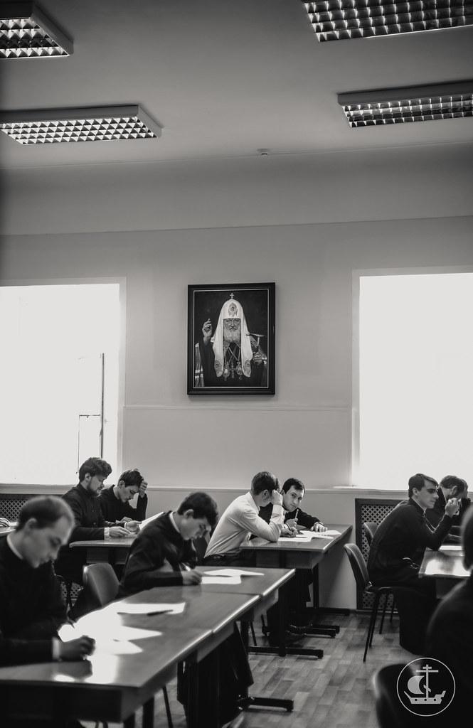 4 июля 2017, Вступительные экзамены: магистратура, иконописание, аспирантура / 4 July 2017, Entrance exams for Masters program, for Icon Department and for Postgraduate studies