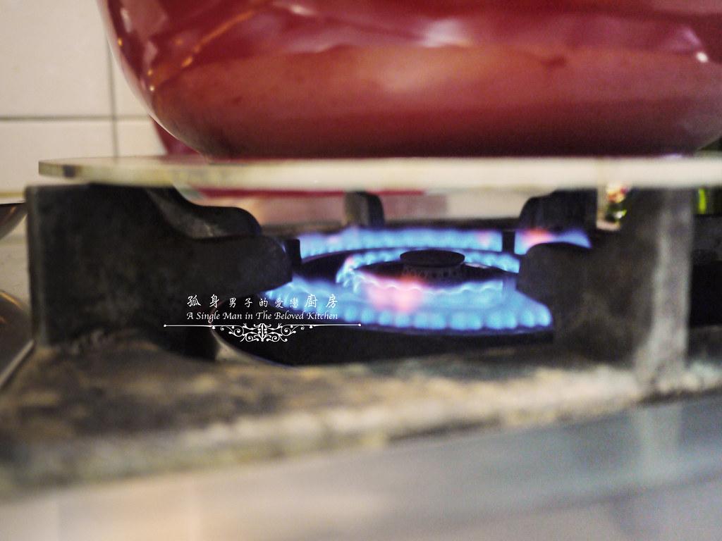 孤身廚房-Staub媽咪鍋煮超滿的印度蔬食花椰菜咖哩13