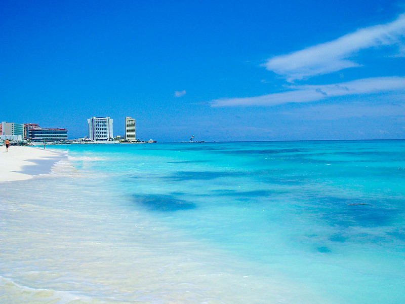 Mexicos Best Beaches By The Caribbean Sea Adventurous Miriam