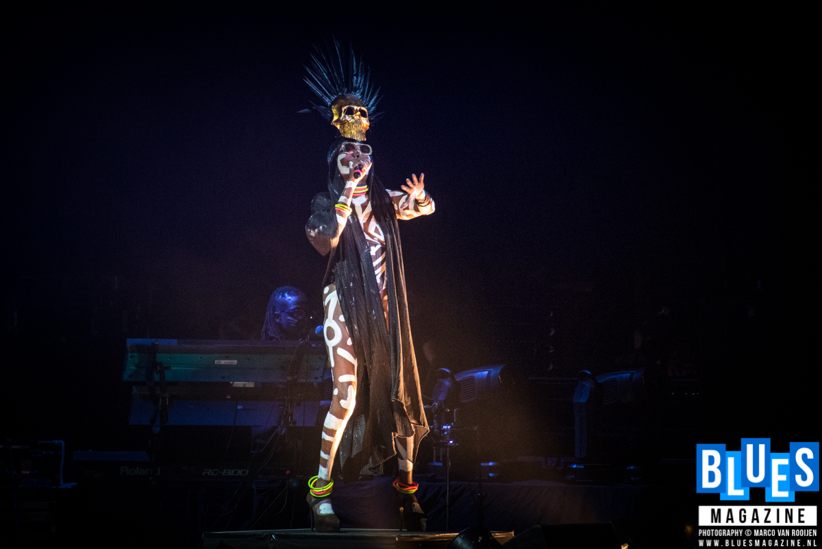 Grace Jones @ North Sea Jazz 2017