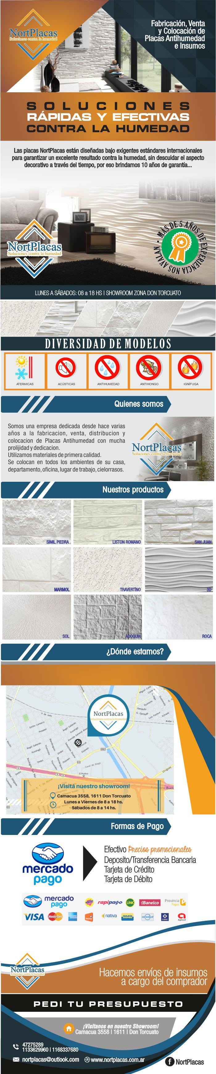 Plantilla Mercado Libre NortPlacas