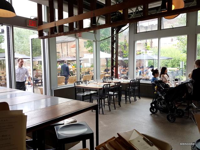 Cafe Belong interior