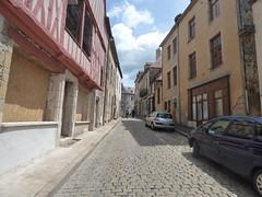 Rue du Vieux Marché, Semur-en-Auxois