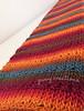 Tunisian Knit-alike Scarf, Longwise
