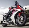 Honda CBR 650 F 2014 - 17