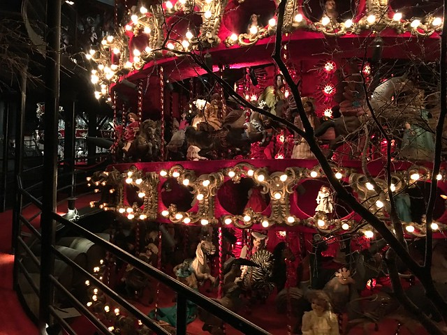 Small Carousel. House on the Rock in Wisconsin