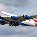 British Airways A380-800 Airbus