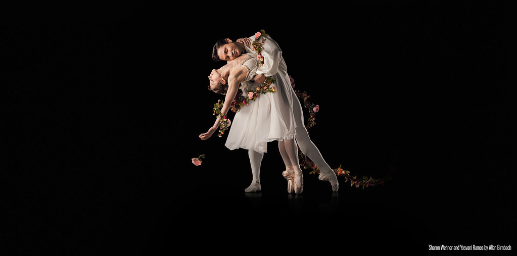 Romeo and Juliet - Sharon Wehner and Yosvani Ramos by Allen Birnbach - RGB - credit