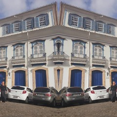 Recriando Ouro Preto... #blogauroradecinemaindica  #amazing #igersminasgerais #ouropreto #retratosdeminas  #voyage #architeture #cool