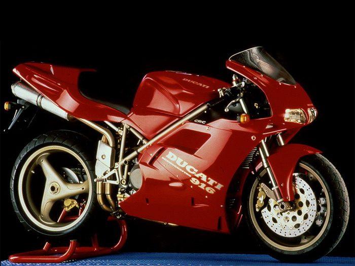Ducati 916 1994 - 5