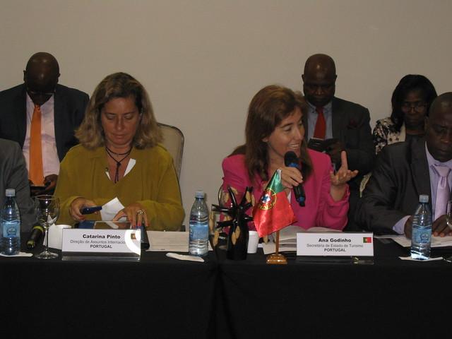 IX Reunião de Ministros do Turismo da CPLP