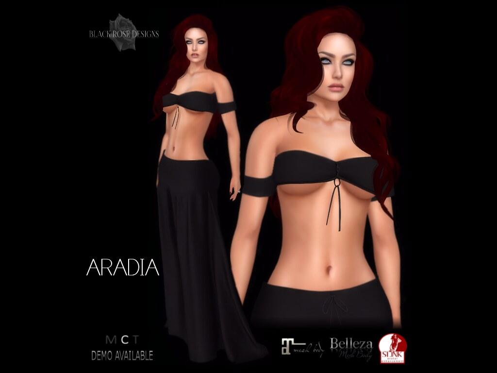 [[BR]] ARADIA - SecondLifeHub.com